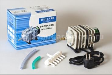 Поршневой компрессор для пруда Hailea ACO-308