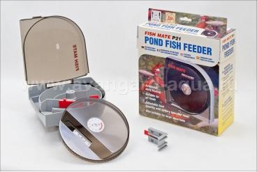 Автокормушка для прудовых рыб Fish Mate P21
