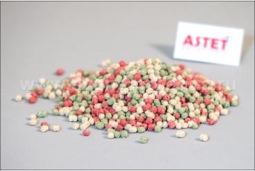 Кормовая смесь ASTET для прудовых рыб (гранулы)