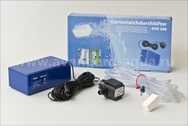 Мембранный компрессор Schego GTD250