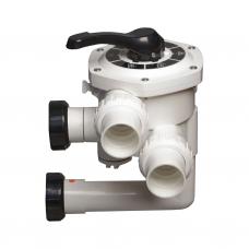 Кран шестиходовый для песчаных фильтров S450-S650