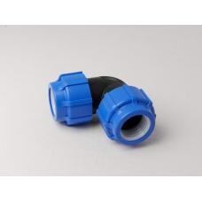 Компрессионное колено 50 мм/90°