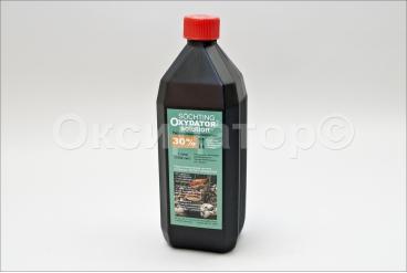 Раствор стабилизированный 30% 1 литр