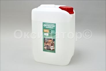 Раствор стабилизированный 30% 5 литров