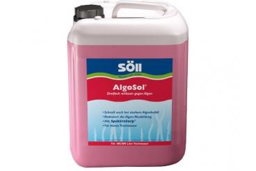 Средство против водорослей Soll AlgoSol 5 л