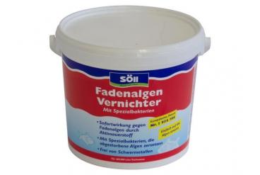 Средство против нитевидных водорослей Soll FadenalgenVernichter 5 кг