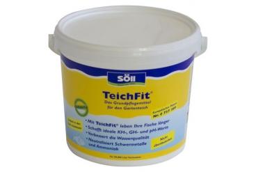 Средство поддержания биологического баланса Soll TeichFit 5 кг