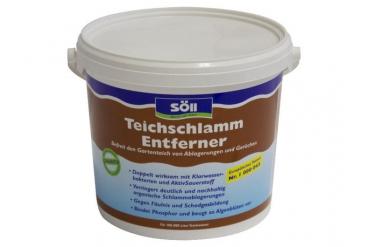 Средство для удаления ила в пруду Soll TeichschlammEntferner 5 кг