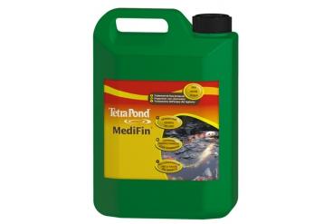Универсальный лекарственный препарат для прудовых рыб Tetra Pond MediFin 3 л